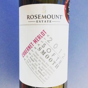 Rosemount Cabernet-Merlot Review