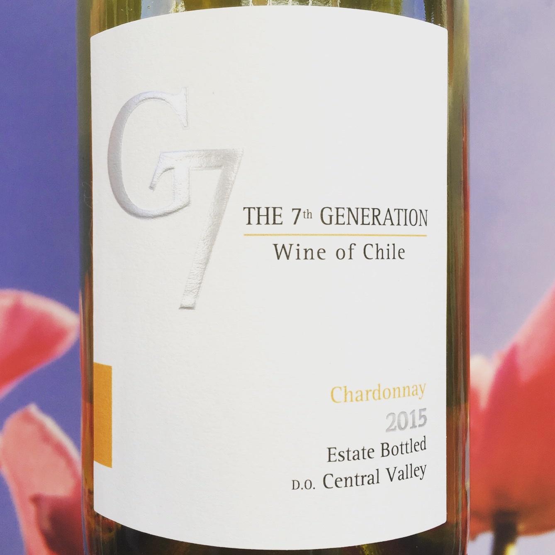 G7 Chardonnay 7th Generation Review