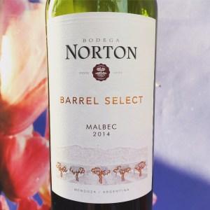 Malbec Barrel Select, Norton Review