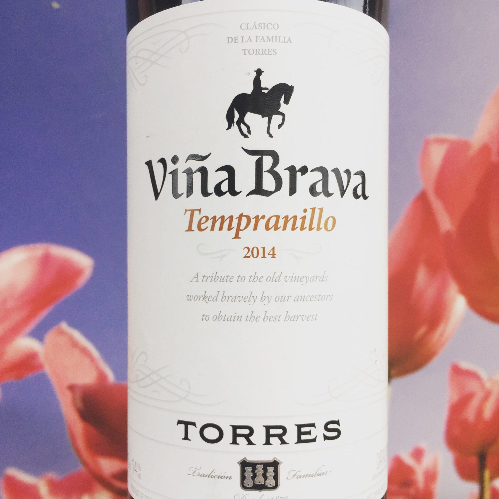 Tempranillo Viña Brava, Torres Review