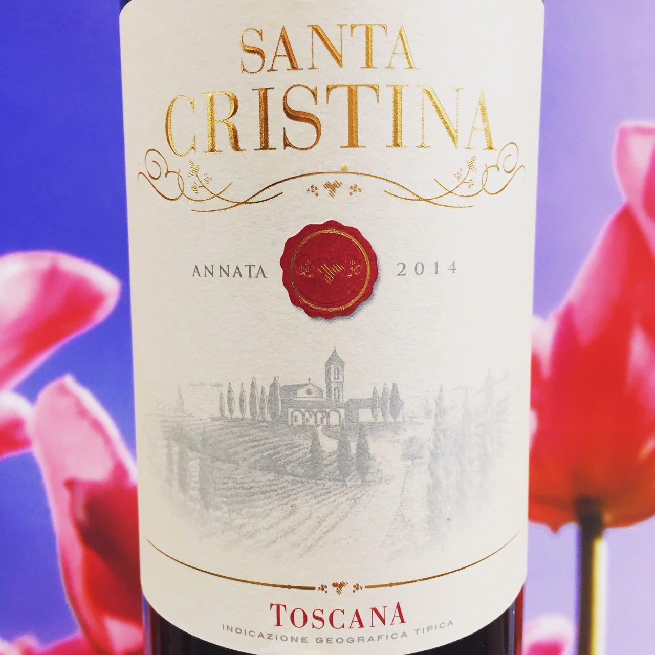 Santa Cristina, Antinori Review