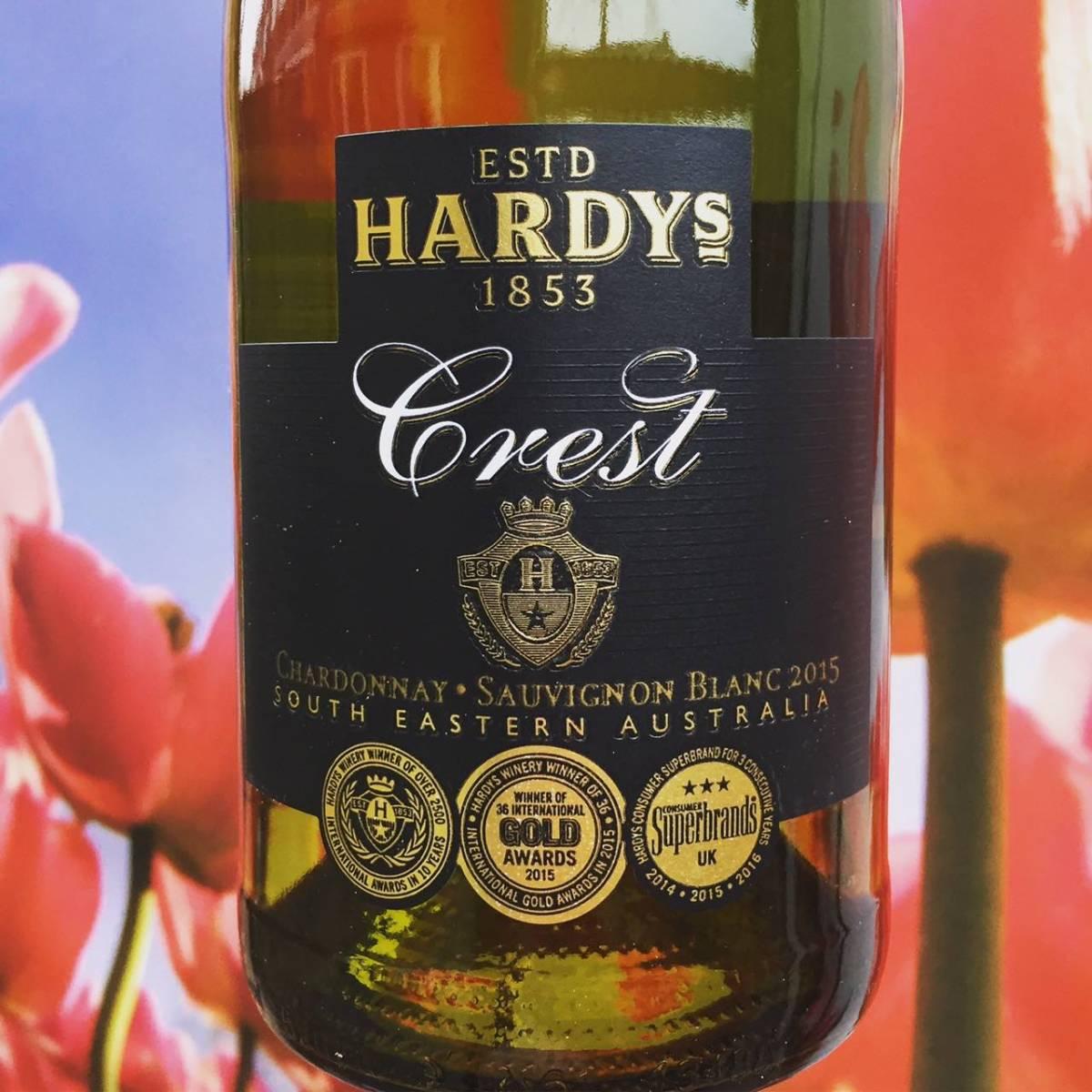 Hardy's Crest, Chardonnay - Sauvignon Blanc