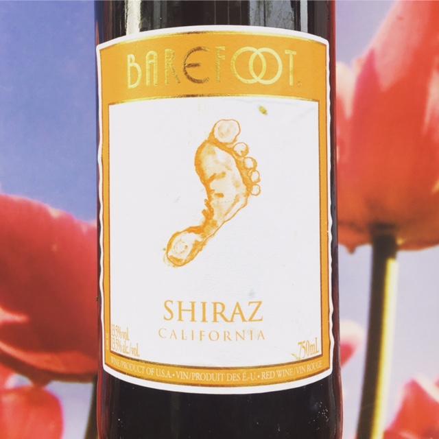 Shiraz Barefoot, Californië