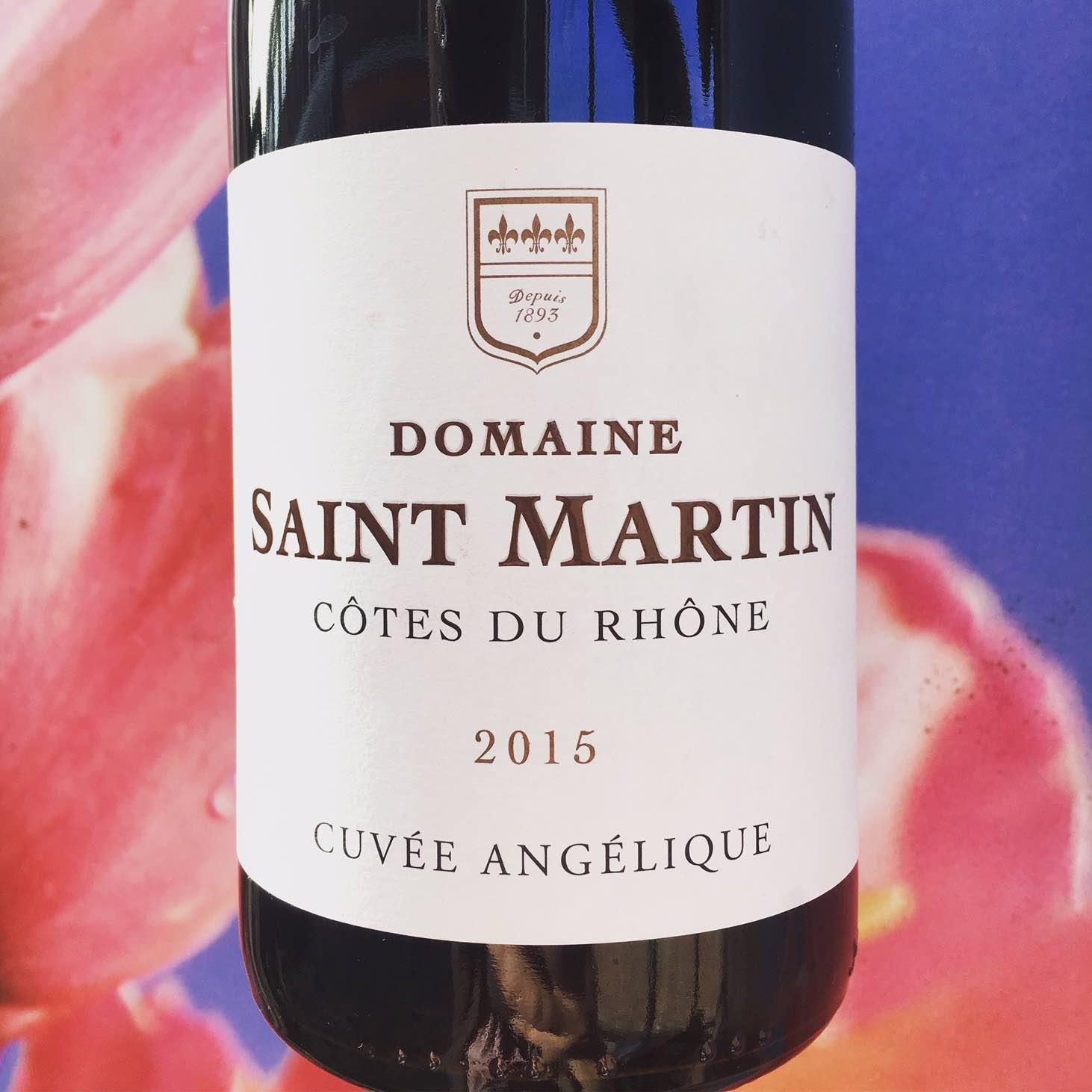 Domaine Saint Martin Rhône, review
