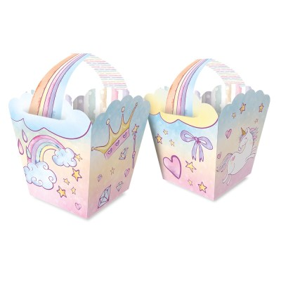 festa infantil unicornio - regina festas