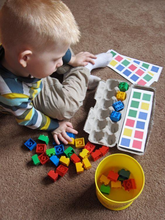 jogo de cores