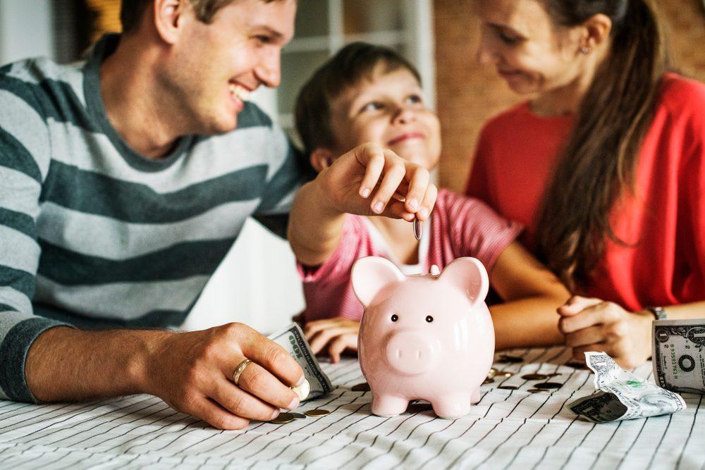Administração Financeira Para Crianças