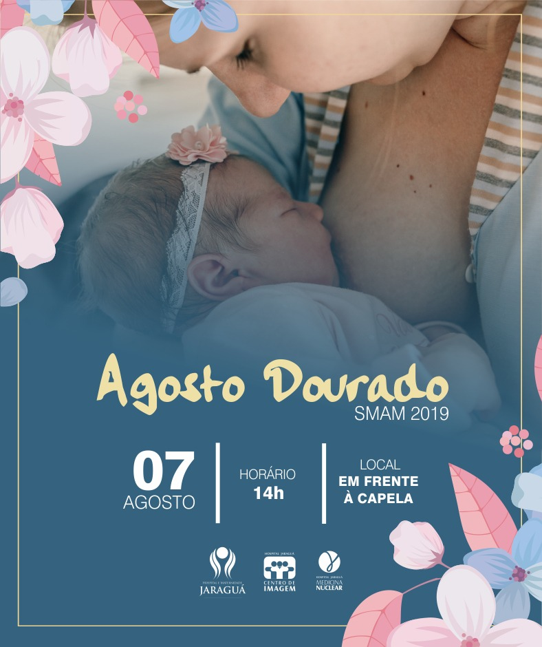 Hospital Jaraguá Promove Roda De Conversa Sobre Amamentação