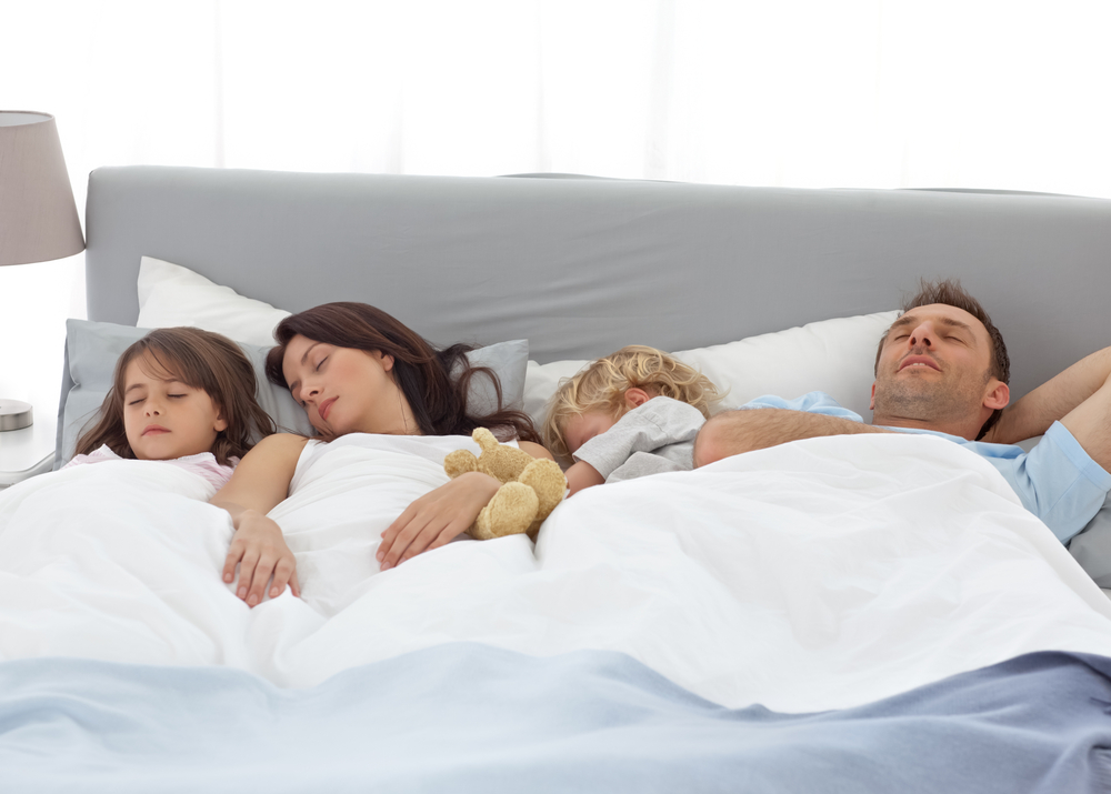 Família - Cama Compartilhada