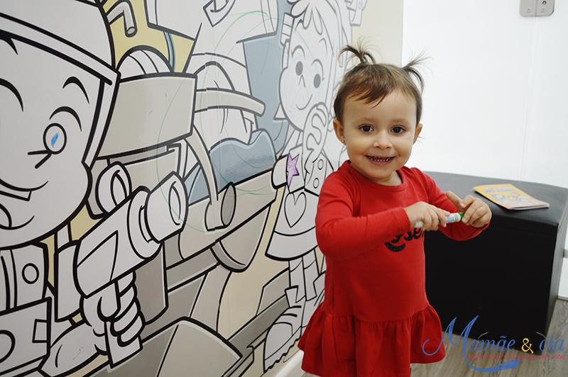 Dentista Infantil – A Primeira Vez Da Catarina