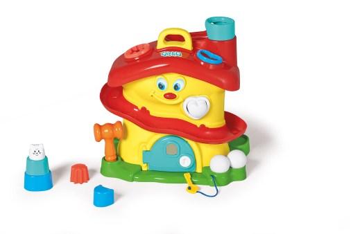 Activity House - Calesita Brinquedos