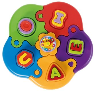 Puzzle mania letras - Brinquedos Calesita