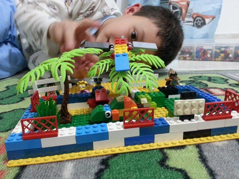 LEGO Para Ensinar Matemática Para As Crianças