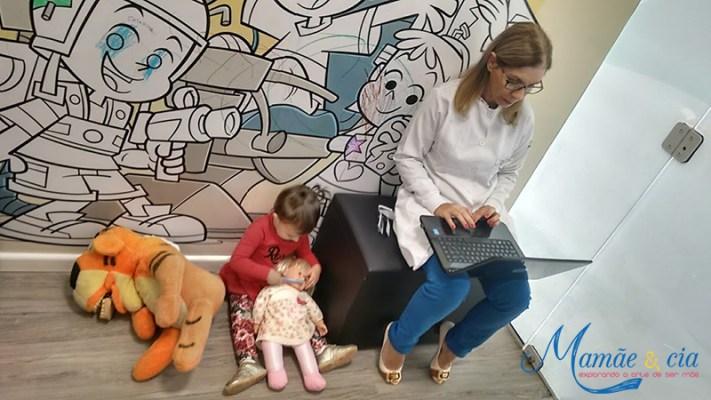 entrevista com a odontopediatra Ana