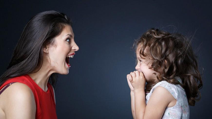 Gritar Com Os Filhos: 5 Efeitos Negativos A Longo Prazo