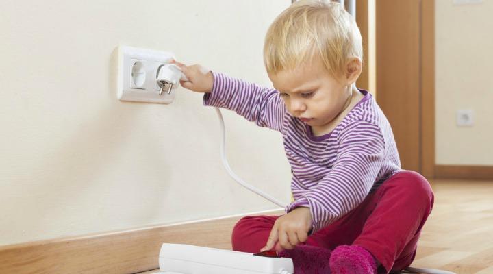 Proteja Seus Filhos Desses Perigos Domésticos