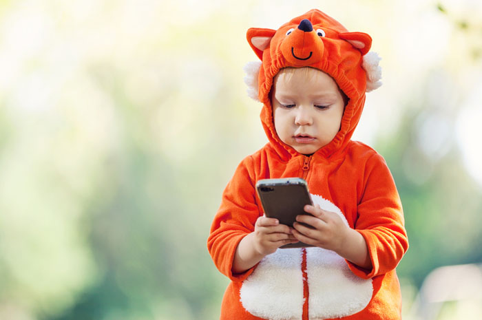 Qual A Idade Certa Para Dar Um Smartphone Para As Crianças?