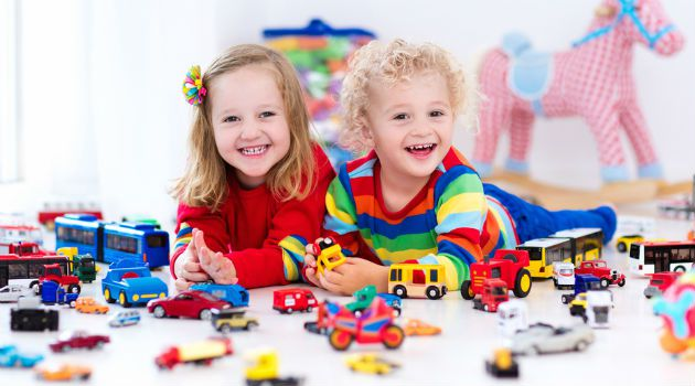 Dia Das Crianças – Melhores Brinquedos Por Faixa Etária