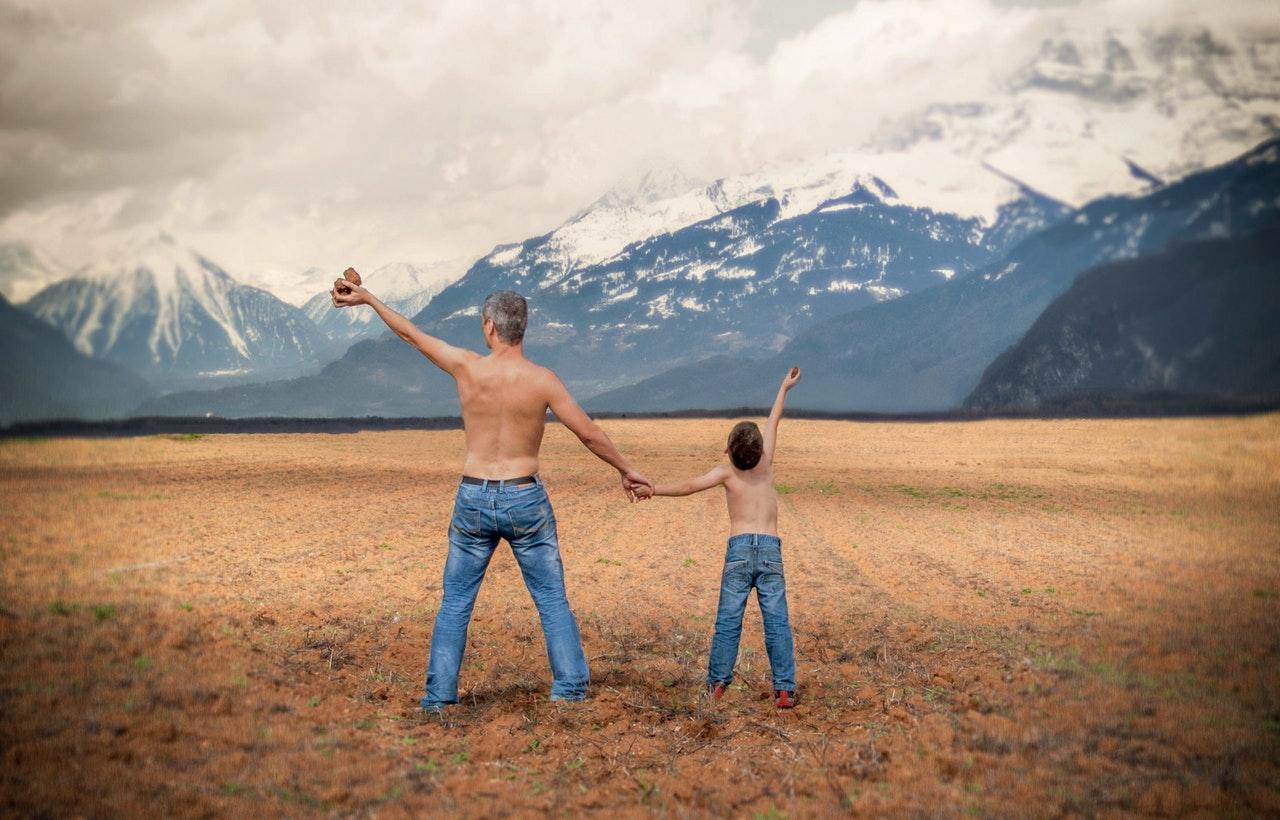 Pais, Sua Presença é Fundamental Para As Crianças