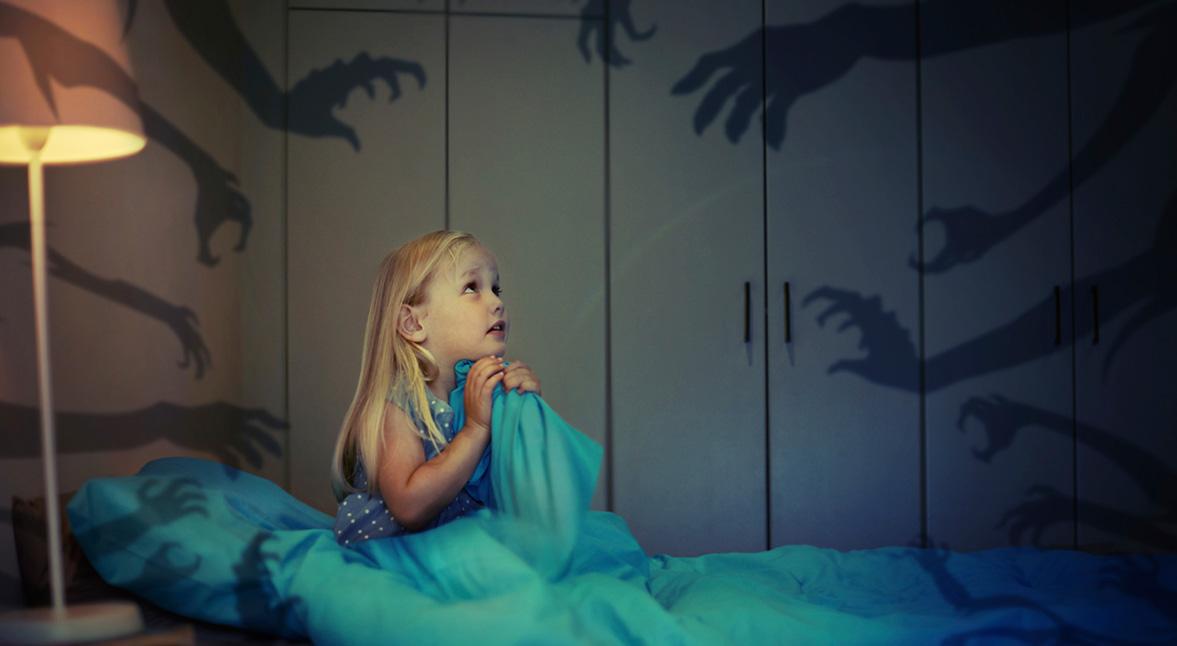 Medos Comuns Na Infancia