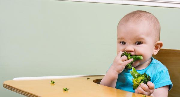 13 Alimentos Para Incentivar O Bebê Comer Sozinho
