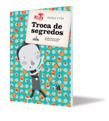 troca de segredos - livros para crianças