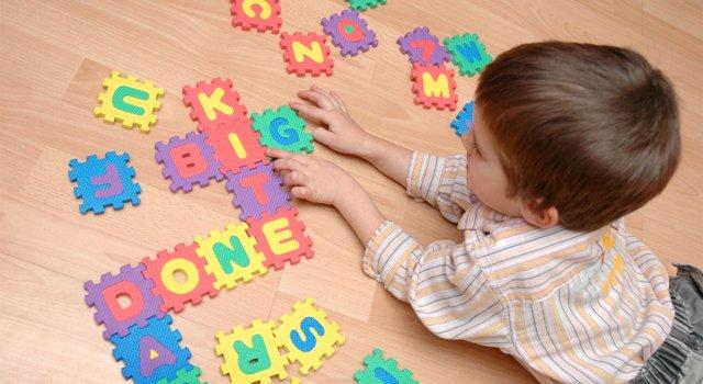 alfabetização da criança