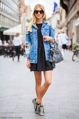 jaquetas jeans praticidade para todas as estações