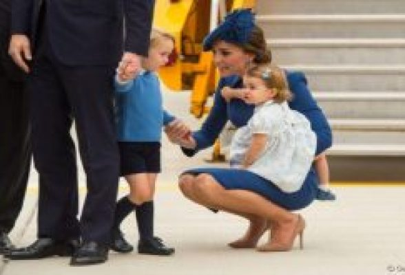 kate middleton - principe georde