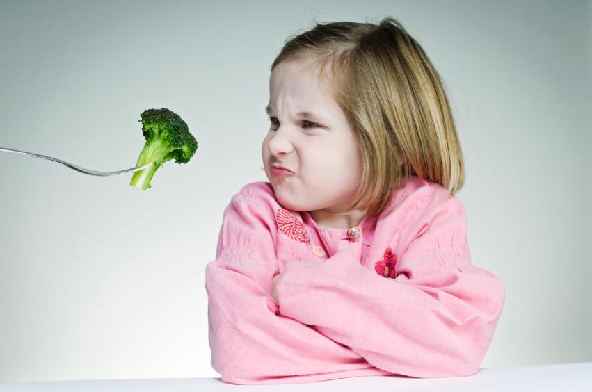 Meu Filho Não Come Brócolis E Tudo Bem!