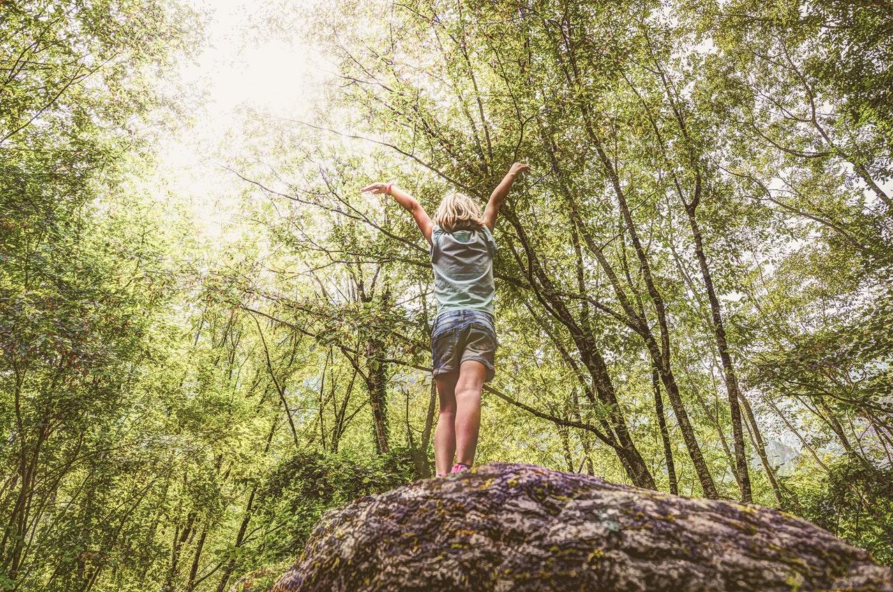 Contato Com A Natureza Traz Benefícios Para As Crianças