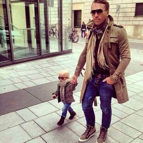 Look tal pai tal filho