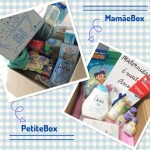 mamaebox e petitebox
