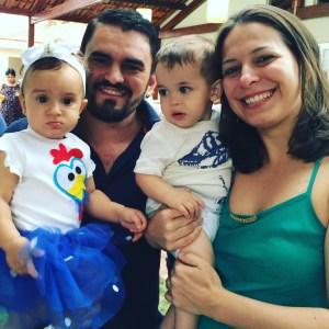 Tarsila, @PapaiNoControle, #Rafalindo e @MamãenaRede!