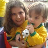 Maria Eduarda e Maria Fernanda
