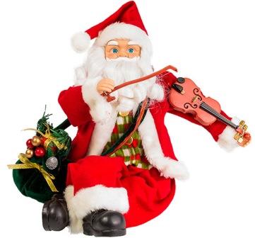 Dicas de Natal: Papai Noel com som e movimento
