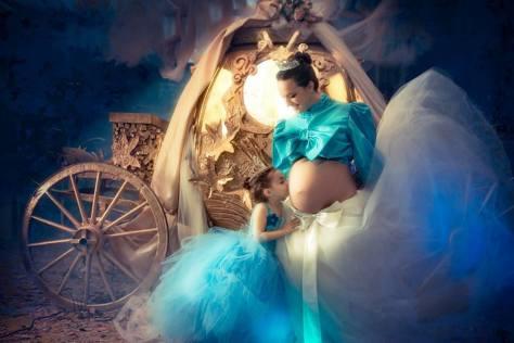 Super produção com duas Cinderelas! Foto: Lidi Lopez Fotografia