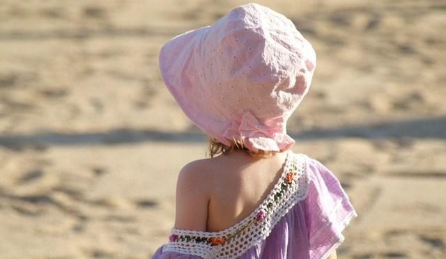 Crianças na praia: cuidados que toda mãe deveria ter