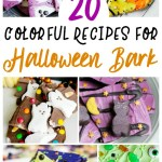 Halloween Candy Bark Recipes