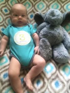 3 month old Ethan