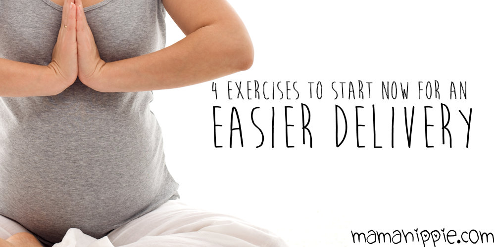 Prepare for an easier and faster labor and delivery with these easy exercises. Easy and relaxing on the body, they are perfect for any pregnant mama to be.