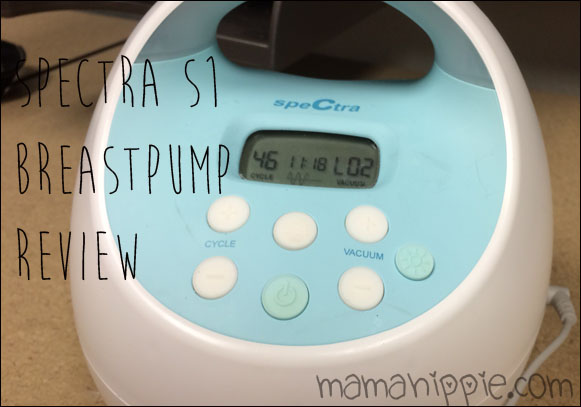 Spectra S1 Breast Pump Review