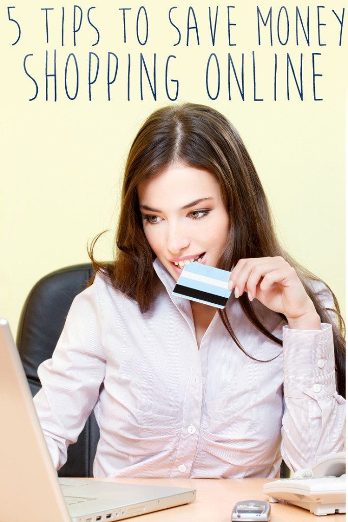 Love online shopping but looking to spend less? See 5 great ideas on how to save even MORE money while shopping online. Great read!
