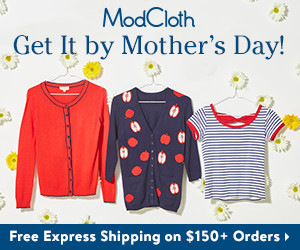Mother's Day Gift Ideas for the Hippie & Boho Mama (Featuring ModCloth)