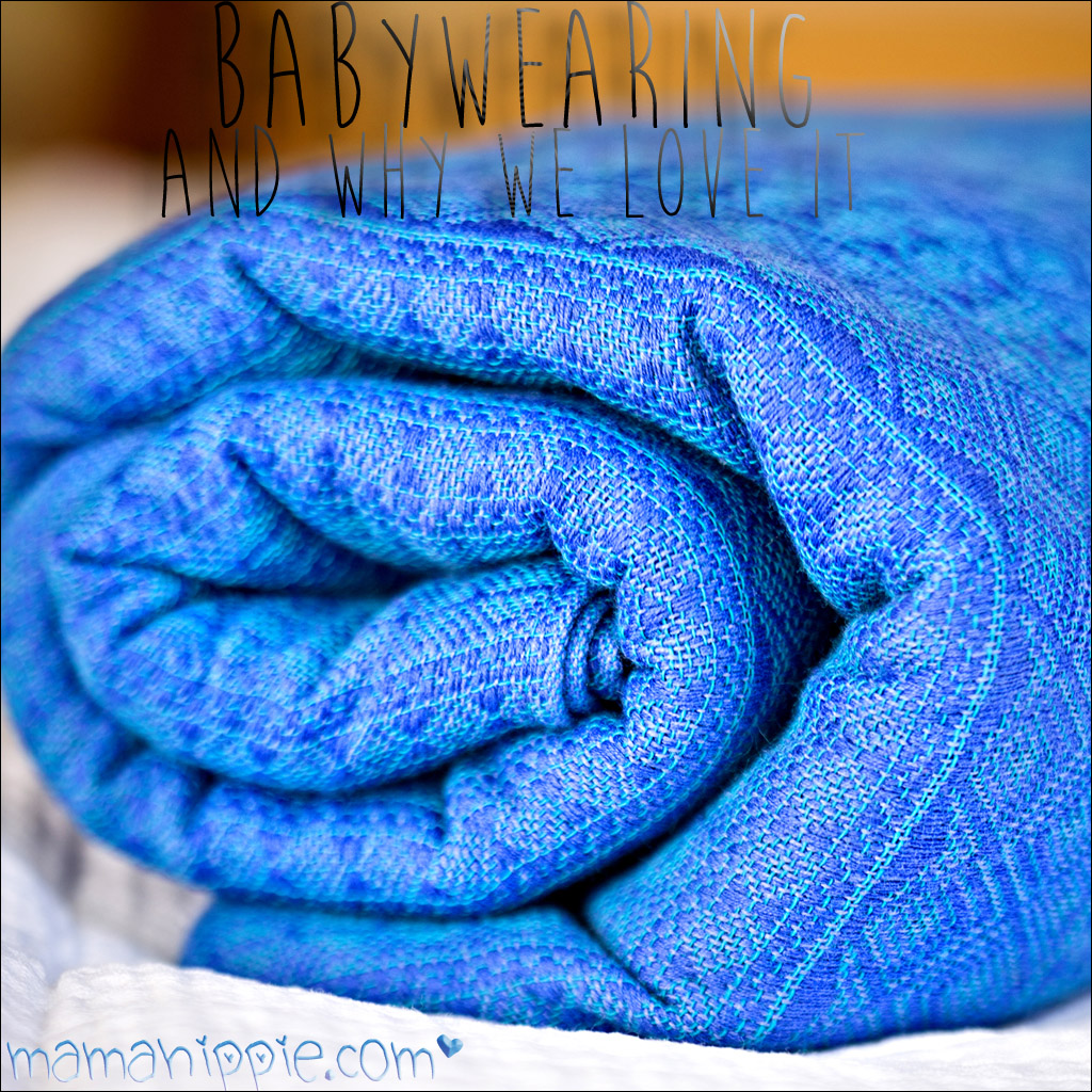 Babywearing & Why We Love It + The Babywearing Conference