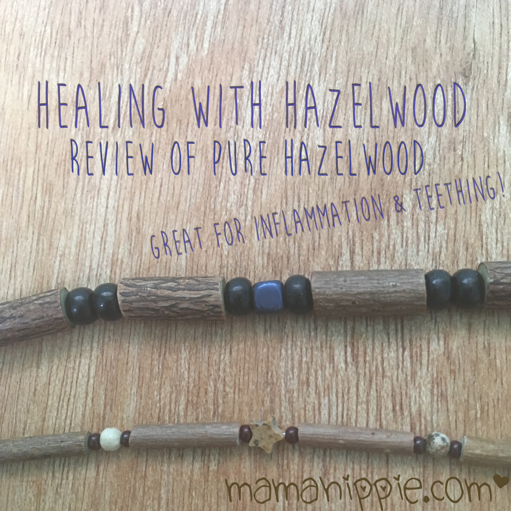 Healing with Hazelwood: Pure Hazelwood Review