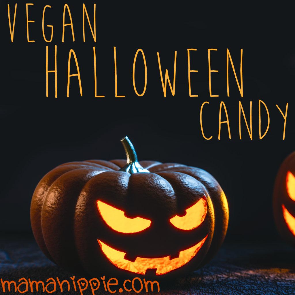 Vegan Halloween Candy Roundup