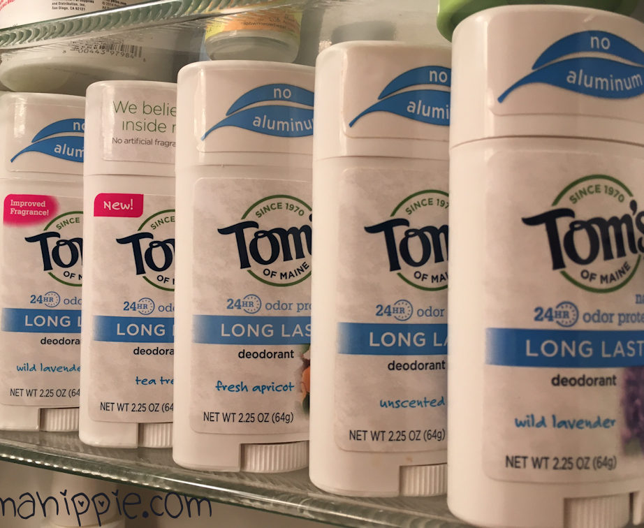 Deodorants are loaded with toxic chemicals and can be harmful to the body over time. Discover a more natural alternative with Tom's of Maine!