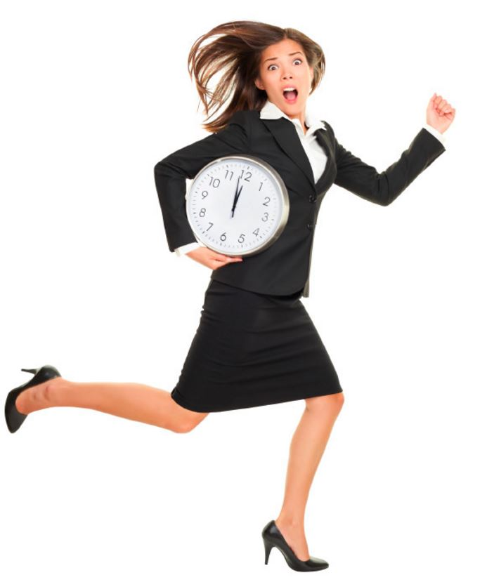 Need More Hours In The Day? Productivity That Doesn't Require A Time Machine