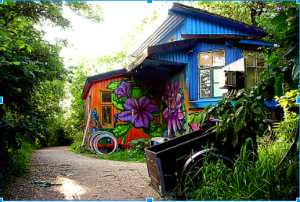 5 Places To Discover Your Inner Hippy